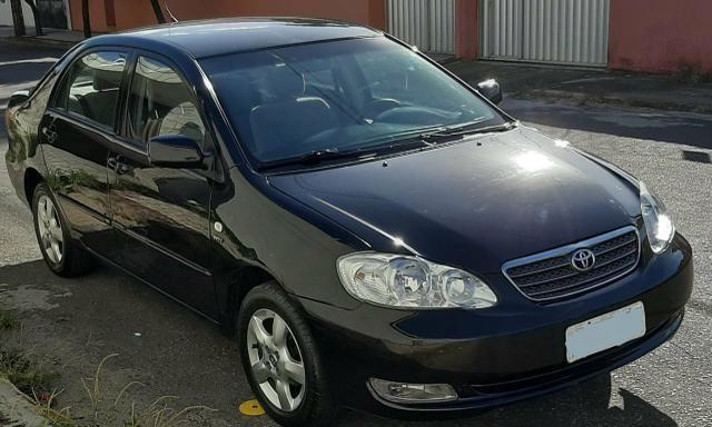 Corolla XEi 2006 AUT. - Novíssimo
