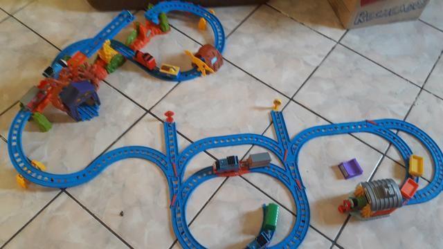 Ferrovia Thomas e seus amigos - Foto 4