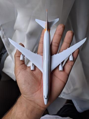 Miniatura boeing 747 - Foto 5