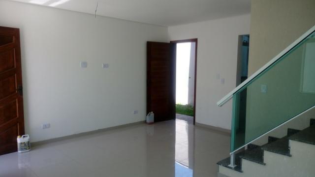 Excelentes Sobrados Tríplex em Condomínio - Pinheirinho - Apenas 4 unidades internas - Foto 12