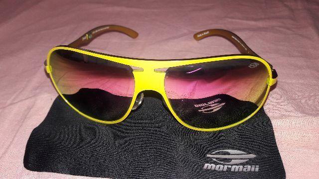 Óculos deep mormaii amarelo espelhado - Bijouterias, relógios e ... 4c0067e249