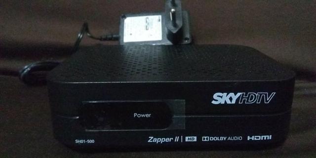 Receptor Sky - Zapper 2