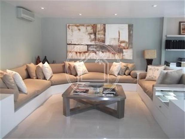 Casa à venda com 4 dormitórios em Cosme velho, Rio de janeiro cod:758562