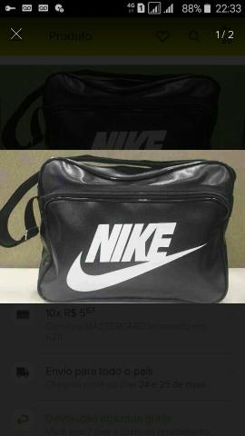 33e5e8ca1 Vendo Bolsas e Moletons Adidas e Nike - Bolsas, malas e mochilas ...