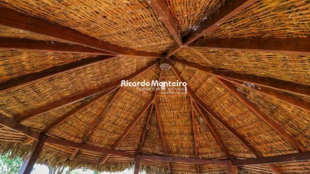 Chácara na beira do lago, pronta para morar a 22km do centro de Palmas - Foto 12