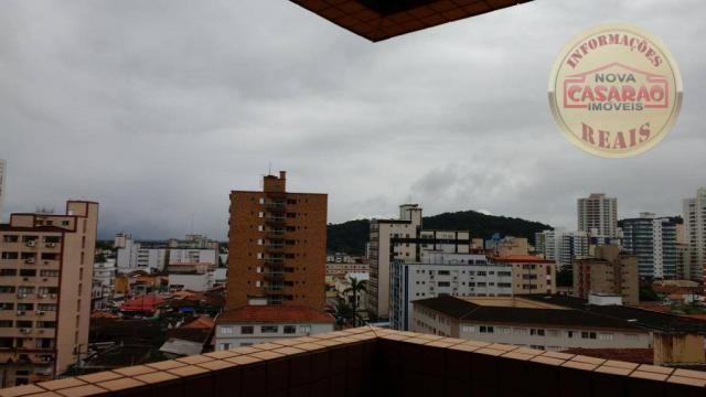 Apartamento com 1 dormitório à venda, 61 m² por R$ 225.000 - Boqueirão - Praia Grande/SP - Foto 7