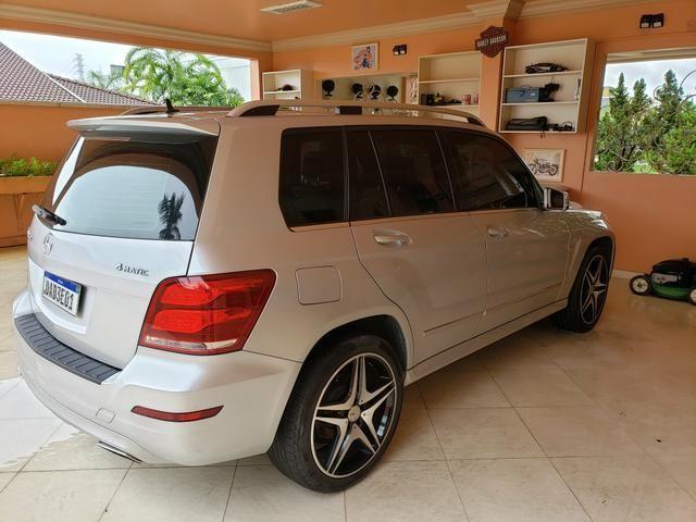 Pechincha-Suv Mercedes Benz Glk 220 cdi em Perfeito Estado,Toda Original, Farois Led - Foto 3