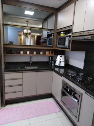 Apartamento à venda com 2 dormitórios em Guanabara, Joinville cod:V30112 - Foto 2