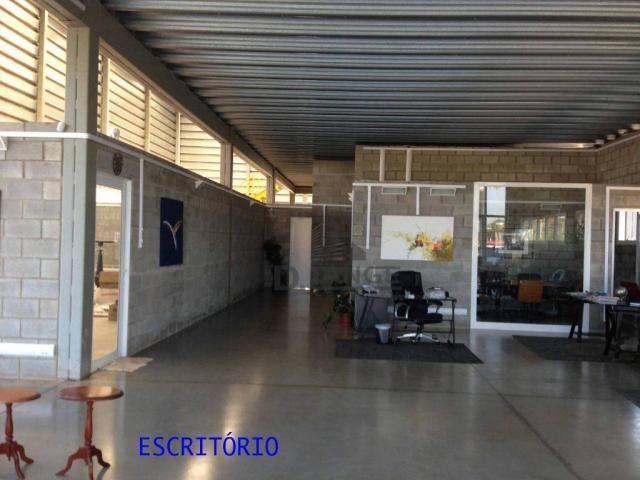 Galpão à venda, 1800 m² por r$ 6.000.000,00 - dos ivo - jarinu/sp - Foto 6