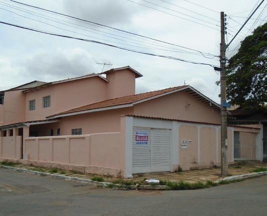 Casa com 3 dormitórios para alugar, 100 m² por r$ 950/mês - setor campinas - goiânia/go