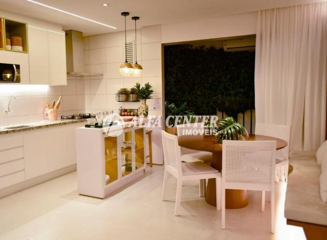 Apartamento com 2 dormitórios à venda, 64 m² por r$ 314.552,16 - parque amazônia - goiânia - Foto 11