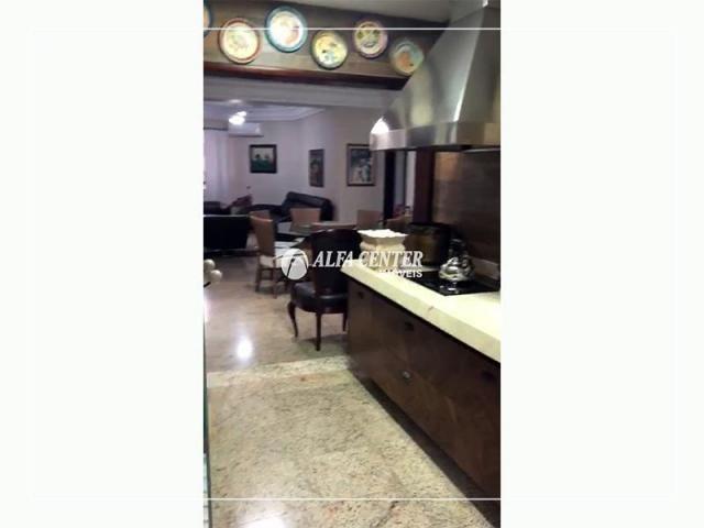 Apartamento com 4 dormitórios à venda, 330 m² por r$ 1.800.000,00 - setor bueno - goiânia/ - Foto 14