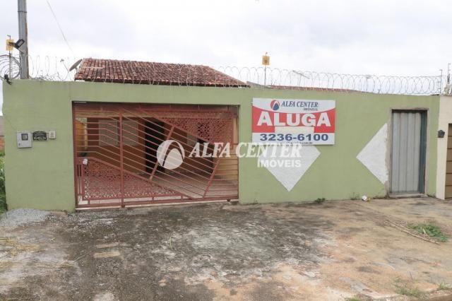 Casa com 2 dormitórios para alugar, 69 m² por R$ 900/mês - Jardim Helvécia - Aparecida de