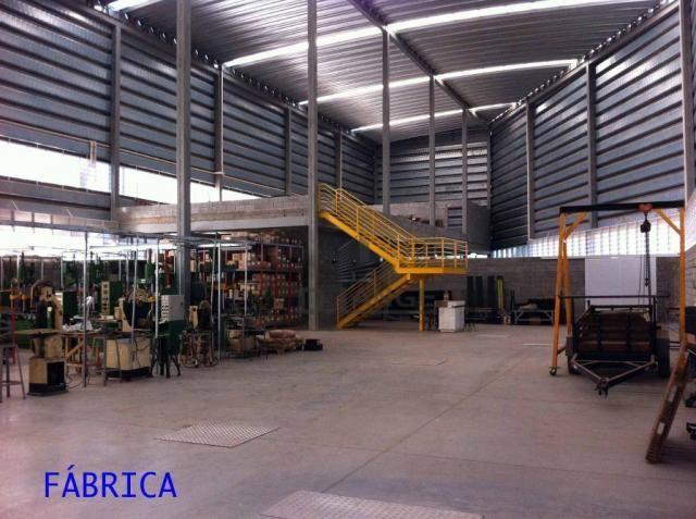 Galpão à venda, 1800 m² por r$ 6.000.000,00 - dos ivo - jarinu/sp - Foto 13