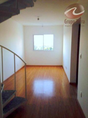 Cobertura com 2 dormitórios à venda, 123 m² por r$ 280.000,00 - jardim oriente - são josé  - Foto 2