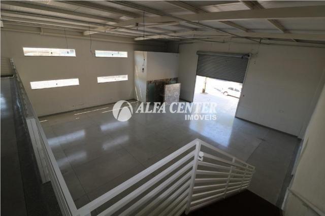 Galpão para alugar, 308 m² por r$ 4.300,00/mês - setor andréia - goiânia/go - Foto 12