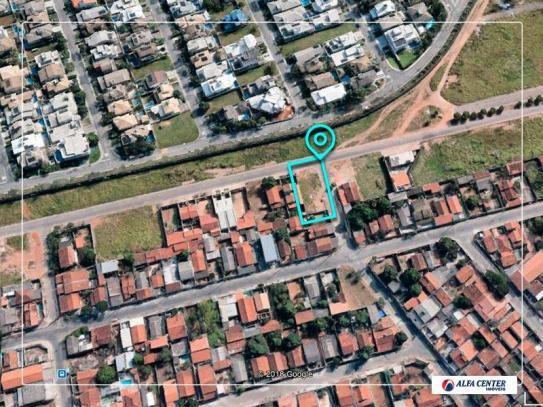 Terreno à venda, 422 m² por r$ 220.000,00 - jardins madri - goiânia/go