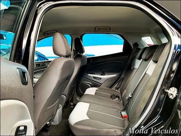 Ford Ecosport ECOSPORT 2.0 SE 16V 4P - Foto 9