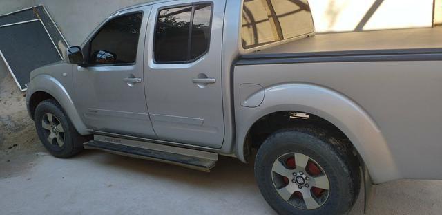 Frontier 2011 a diesel - Foto 4