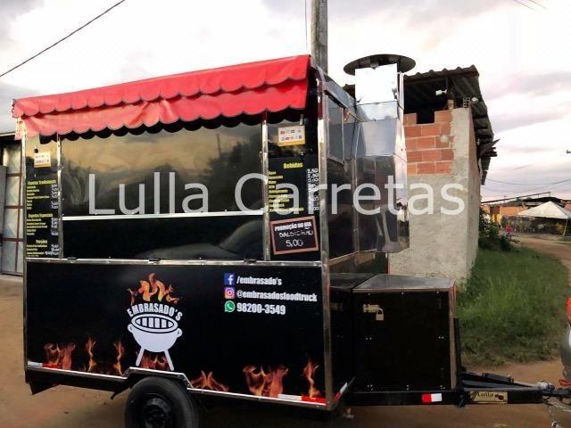 Fábrica de Trailer Food Truck