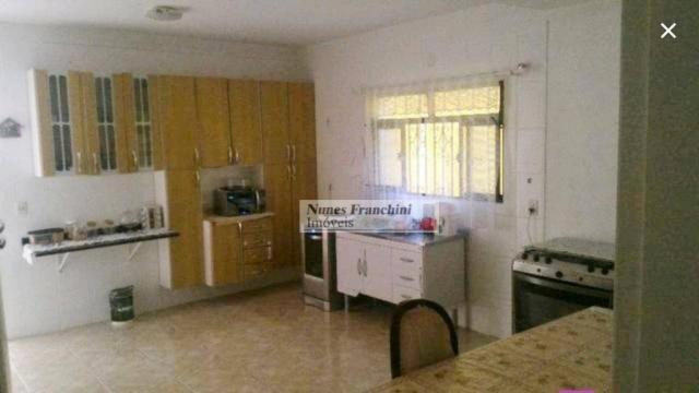 Imirim-zn/sp- sobrado 3 dormitórios,1suíte,2 vagas- r$ 580.000,00 - aceita permuta! - Foto 9