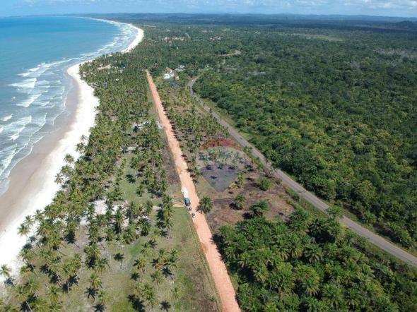 Terreno à venda, 117242 m² por r$ 3.100.000 - aritaguá - itacaré/ba - Foto 8
