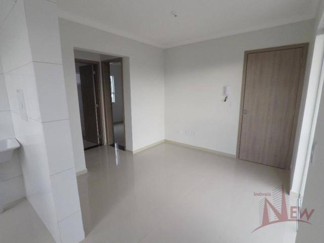 Excelente apartamento com 02 quartos no Cidade Jardim, São José dos Pinhais - Foto 7