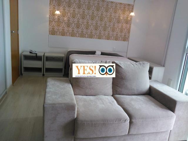 Apartamento Loft 1/4 para aluguel no Único Apart Hotel - Capuchinhos - Foto 3