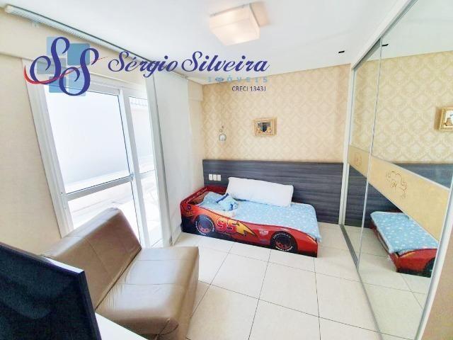 Belissima Casa duplex em condomínio fechado no bairro Dunas Villagio Marbello - Foto 11