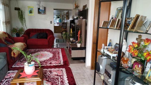 Casa averbada! vendo ou troco por chácara - Foto 7