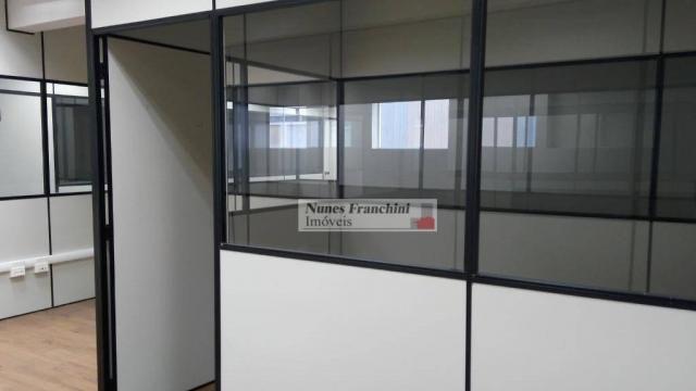 Casa verde - zn/sp andar corporativo com 16 salas, 4 banheiros, 3 vagas privativas - Foto 20