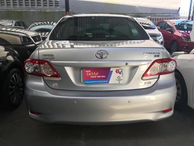 Corolla Xei 2.0 Blindagem Imbra Completo 2011/2012 - Foto 5
