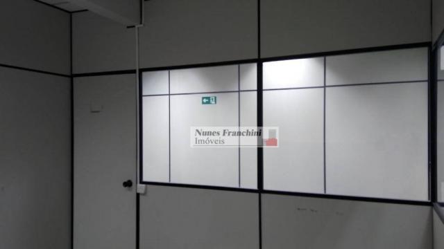 Casa verde - zn/sp andar corporativo com 16 salas, 4 banheiros, 3 vagas privativas - Foto 14