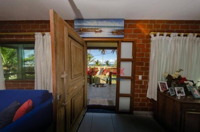 Casa com 3 dormitórios à venda, 250 m² por r$ 1.200.000 - condomínio verdes mares - ilhéus - Foto 17