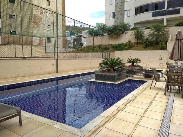 Apartamento à venda com 3 dormitórios em Buritis, Belo horizonte cod:1698 - Foto 2