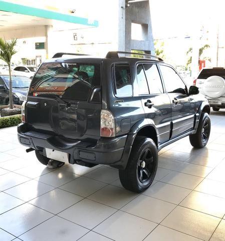 Chevrolet Tracker 4x4 2.0, Ano: 2009, Completíssima TOP!!! (+ Acessórios!!!) - Foto 7
