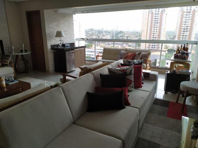 Apartamento à venda com 3 dormitórios em Jardim goiás, Goiânia cod:AP0291 - Foto 13