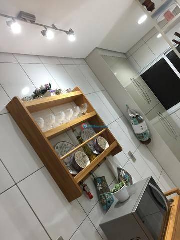 Apartamento à venda, 58 m² por r$ 281.000,00 - jardim marajoara - nova odessa/sp - Foto 17