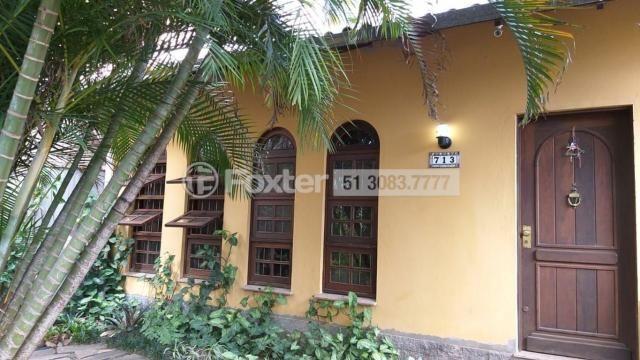 Casa à venda com 3 dormitórios em Cristal, Porto alegre cod:194031