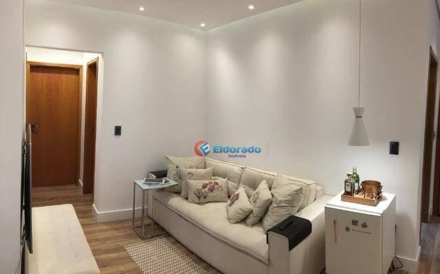 Apartamento à venda, 58 m² por r$ 281.000,00 - jardim marajoara - nova odessa/sp - Foto 4