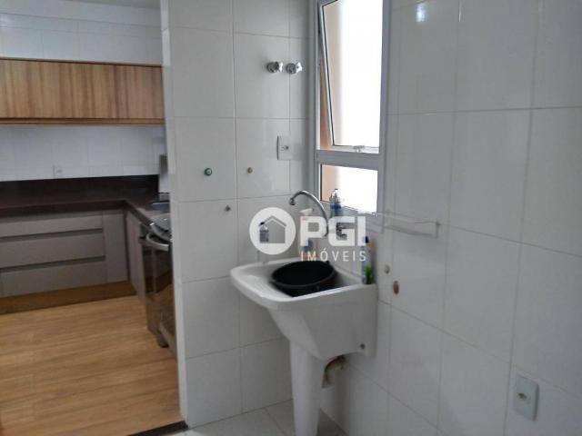 Apartamento com 3 dormitórios para alugar, 97 m² por R$ 2.500/mês - Jardim Nova Aliança Su - Foto 10