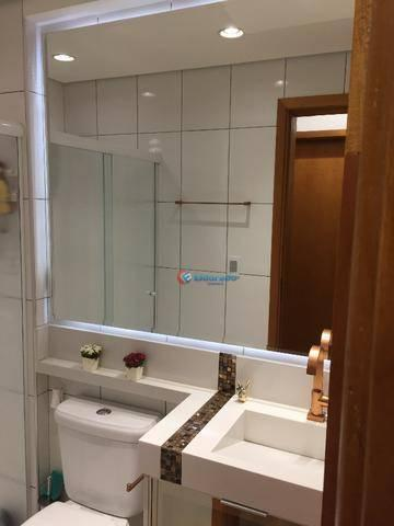 Apartamento à venda, 58 m² por r$ 281.000,00 - jardim marajoara - nova odessa/sp - Foto 5