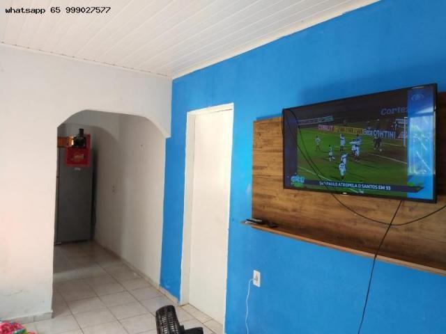 Casa Usada para Venda em Várzea Grande, 07 de maio, 2 dormitórios, 1 banheiro, 1 vaga - Foto 11