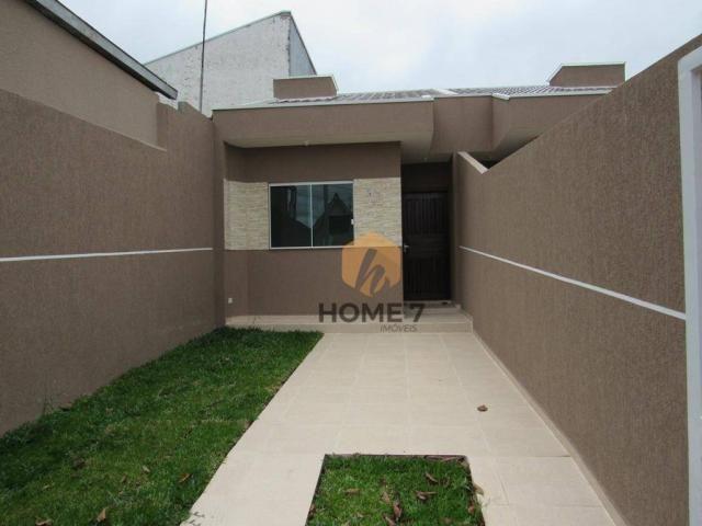 Casa com 2 dormitórios à venda, 43 m² por R$ 195.000 - Sítio Cercado - Foto 3