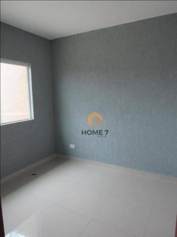 Casa com 2 dormitórios à venda, 43 m² por R$ 195.000 - Sítio Cercado - Foto 8