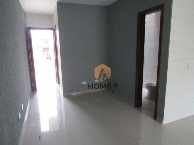 Casa com 2 dormitórios à venda, 43 m² por R$ 195.000 - Sítio Cercado - Foto 9