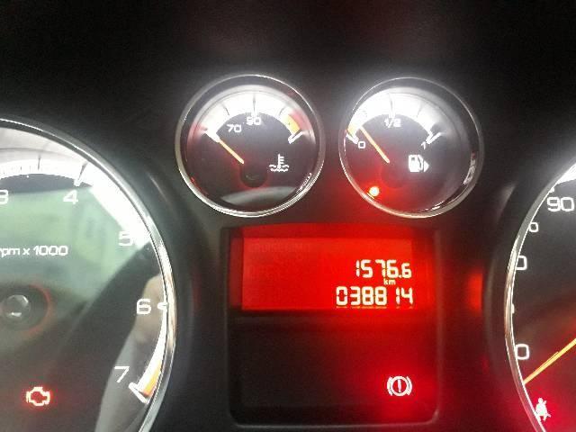 308 Baixo KM Novissimo Barato - Foto 9
