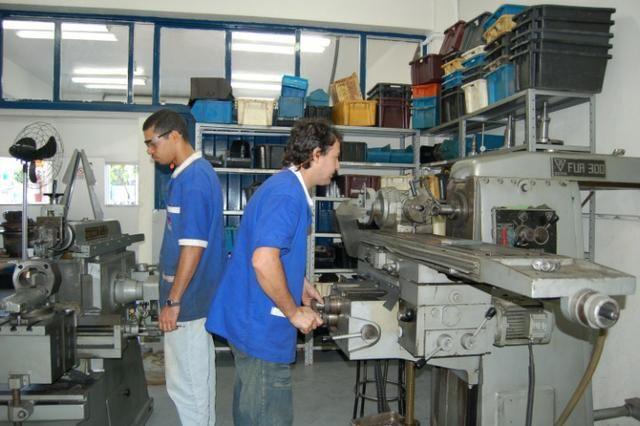Mecânico para retifica com experiência em metrologia - Foto 4