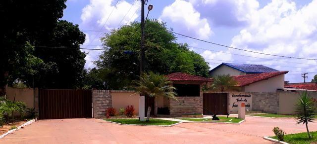 Terreno 450 m2 Condomínio Vale do Jacarandá