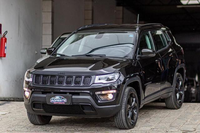 Jeep Compass longitude Night Eagle diesel 4x4 2018